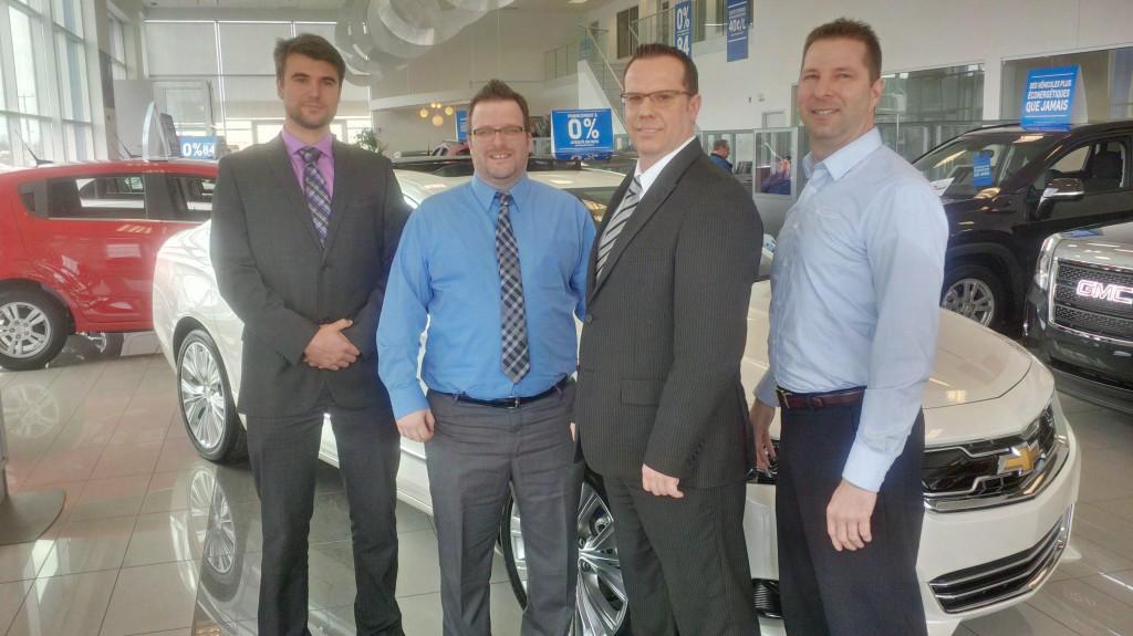 Dipl m s de la formation de la vente automobile mars 2014 for Bureau pro drummondville