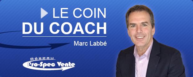 Le Coin du Coach