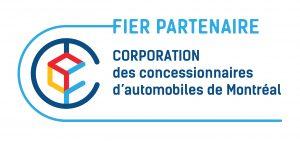Partenaire de la Corporation des concessionnaires automobiles de Montréal