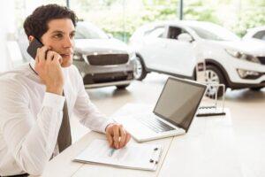 agent de vente numérique web automobile